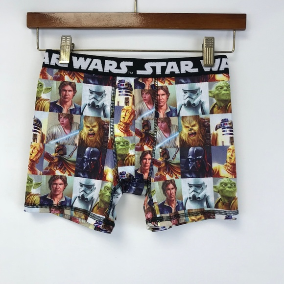 Star Wars Other - Boys Star Wars Size 10 Boxer Briefs NEW NO TAGS